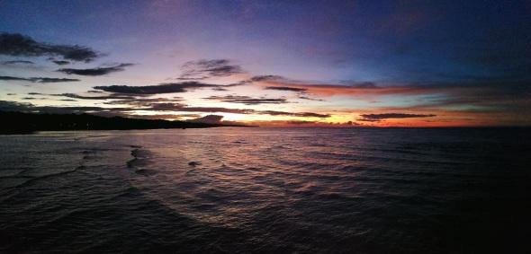 Philippines - coucher de soleil à Siquijor